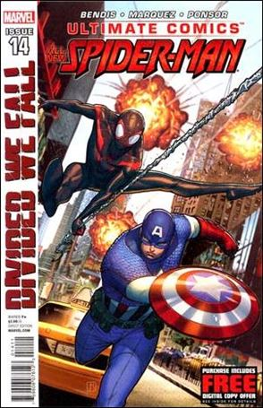 Ultimate Comics Spider-Man 14-A