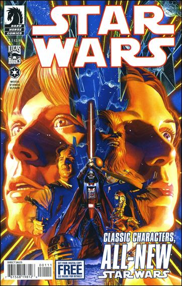 Star Wars (2013/01) 1-A by Dark Horse