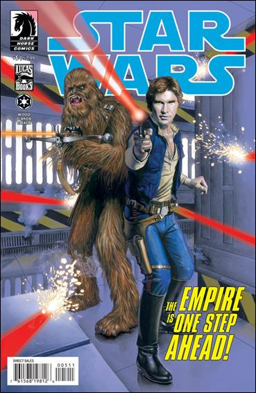 Star Wars (2013/01) 5-A by Dark Horse