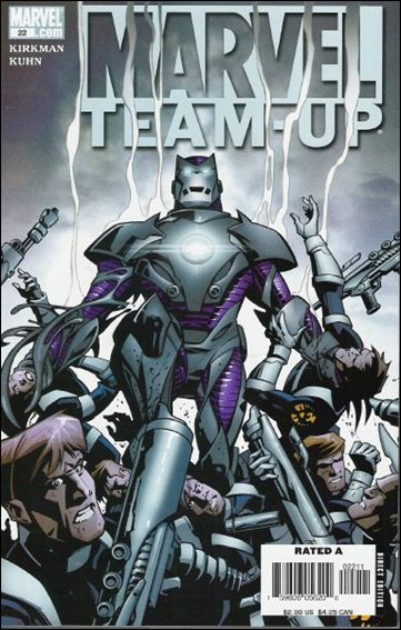Marvel Team-Up (2005) 22-A by Marvel