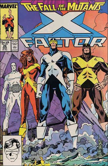 X-Factor (1986) 26-A by Marvel