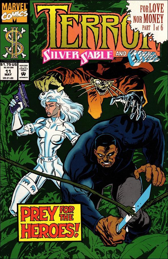 Terror, Inc. (1993) 11-A by Marvel