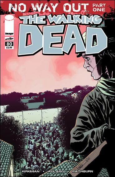 Walking Dead (2003) 80-A by Skybound Entertainment