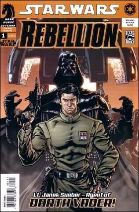 Star Wars: Rebellion 1-B by Dark Horse