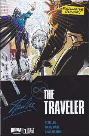 Traveler 1-H by Boom! Studios
