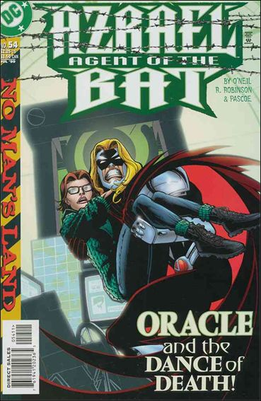 Azrael (1995) 54-A by DC