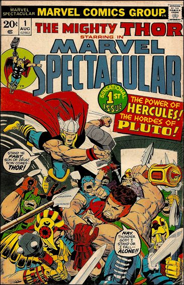 Marvel Spectacular 1-A by Marvel