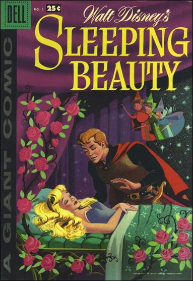 Sleeping Beauty 1-A by Dell