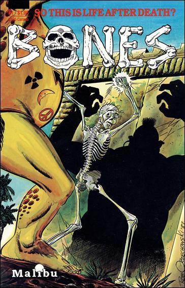 Bones 1-A by Malibu