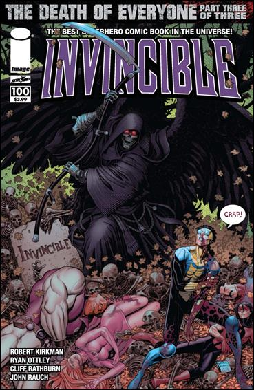 Invincible 100-E by Skybound Entertainment