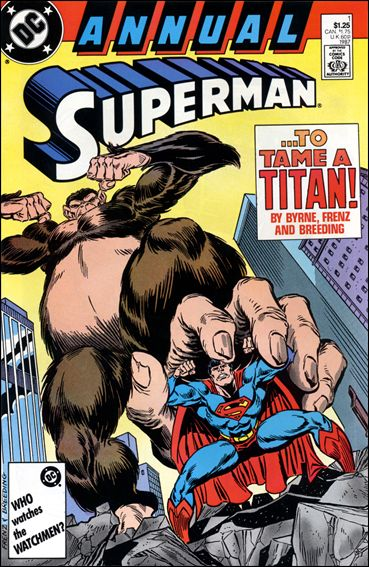 Superman Annual (1960) '1'-A by DC