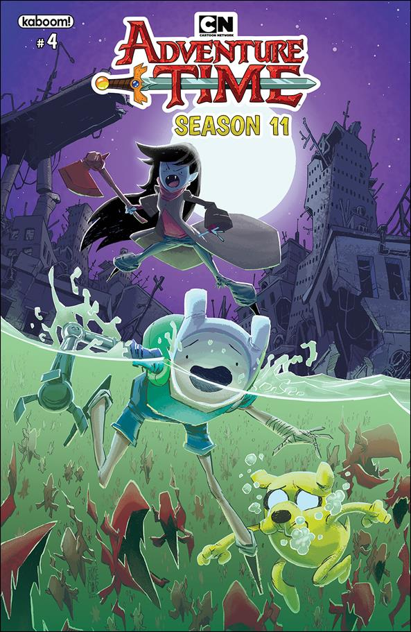 Adventure Time: Season 11 4-A by Kaboom!