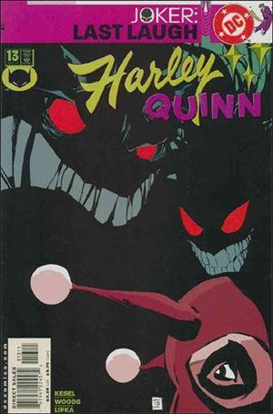 Harley Quinn (2000) 13-A