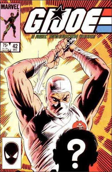 G.I. Joe: A Real American Hero 42-A by IDW