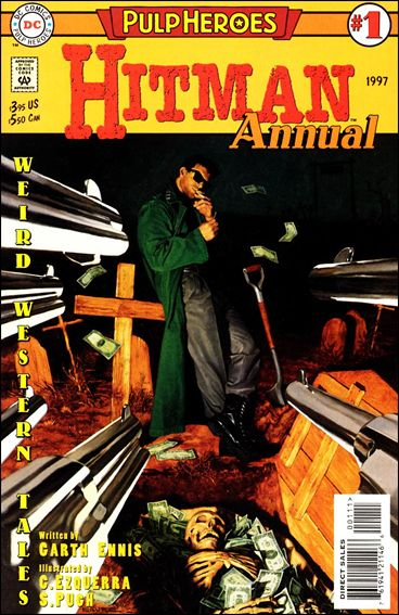 Hitman Annual 1-A by DC