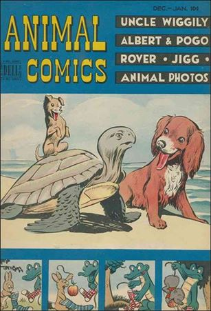 Animal Comics 30-A