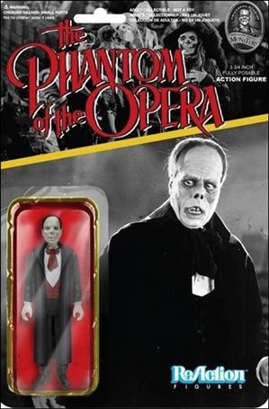 ReAction: Universal Monsters The Phantom of the Opera