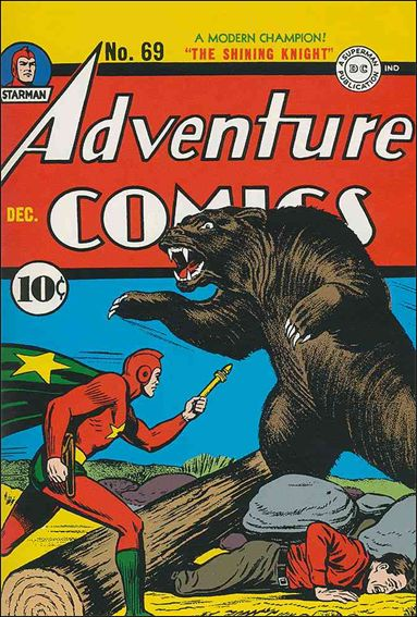 Adventure Comics (1938) 69-A by DC