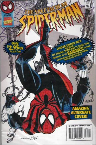 Spectacular Spider-Man (1976) 231-B by Marvel