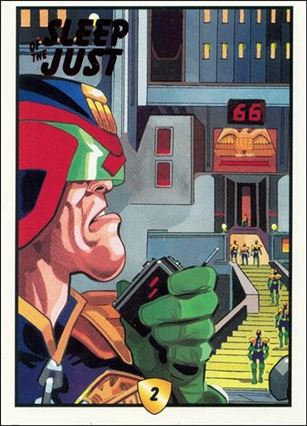 Judge Dredd: The Epics (Sleep of the Just Subset) 2-A