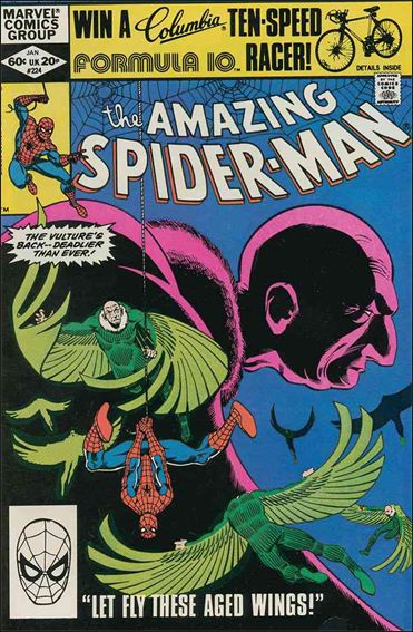 Amazing Spider-Man (1963) 224-A by Marvel