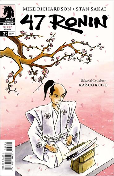 47 Ronin 2-A by Dark Horse