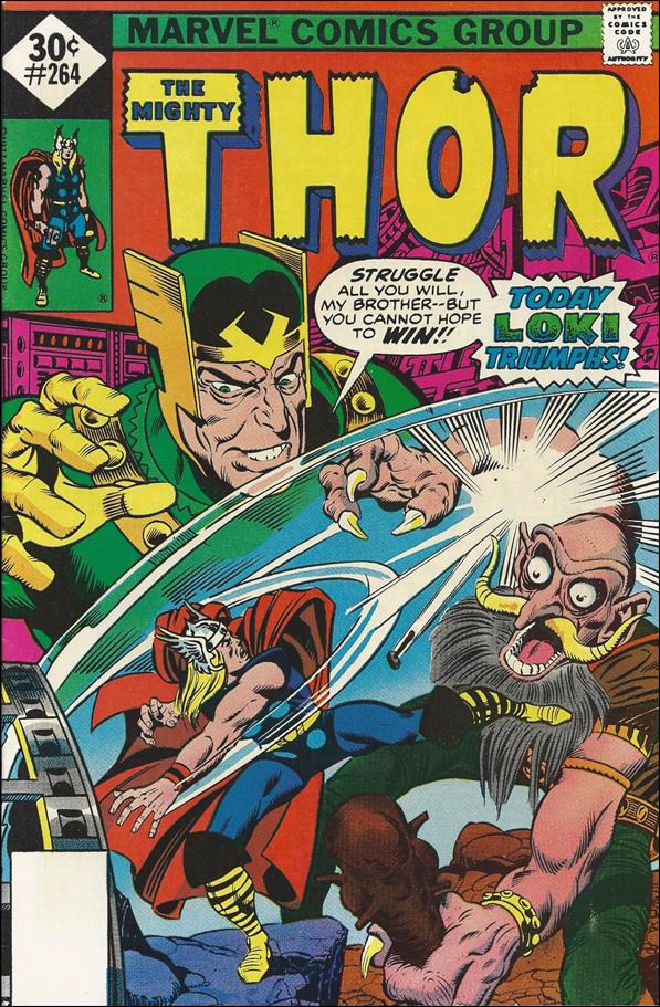 Thor (1966) 264-D by Marvel