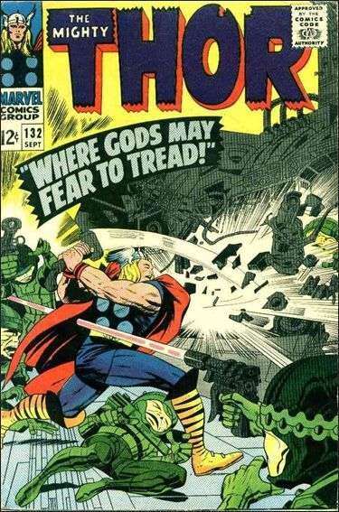 Thor (1966) 132-A by Marvel