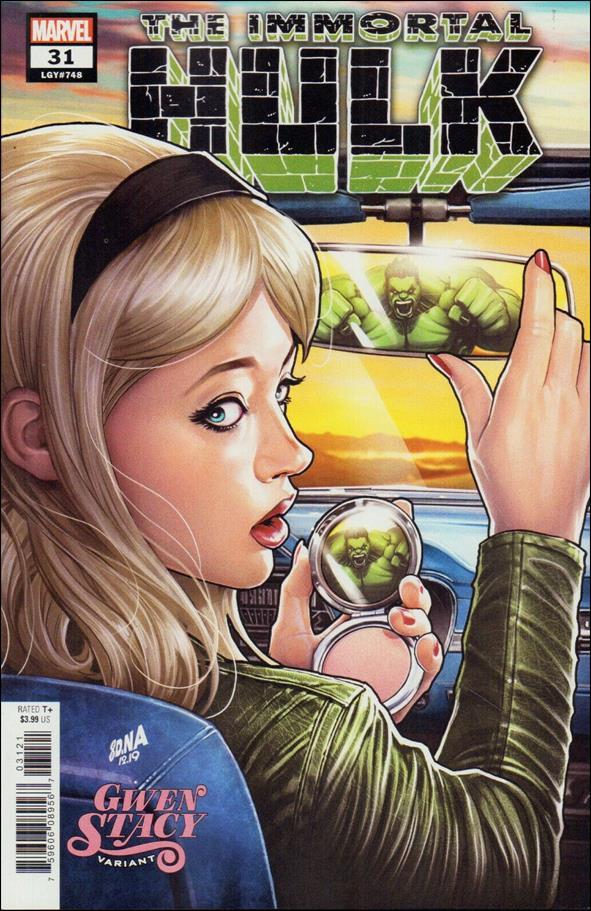 Immortal Hulk 31-B by Marvel