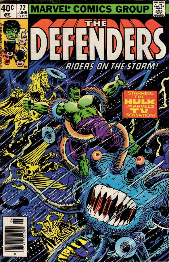 Defenders (1972) 72-A by Marvel