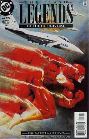 Legends of the DC Universe 15-A