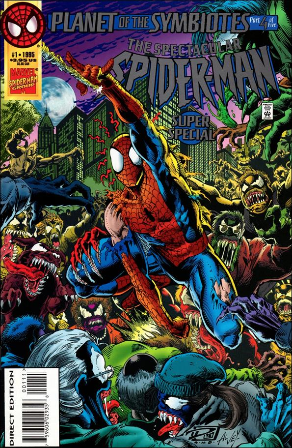 Spectacular Spider-Man: Super Special 1-A by Marvel