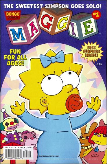 Simpsons One-Shot Wonders: Maggie 1-A by Bongo