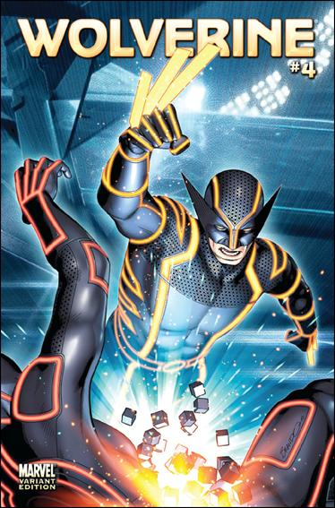 Wolverine (2010) 4-B by Marvel