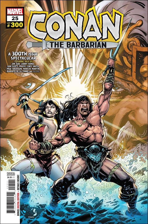 Conan the Barbarian (2019) 25-A by Marvel