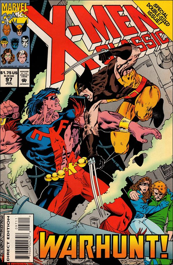 X-Men Classic 97-A by Marvel