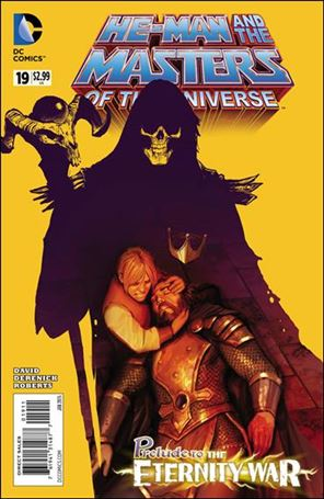 He-Man and the Masters of the Universe (2013) 19-A