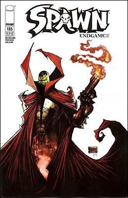 Spawn 185-A by Image