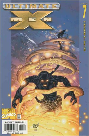Ultimate X-Men (2000) 7-A by Marvel