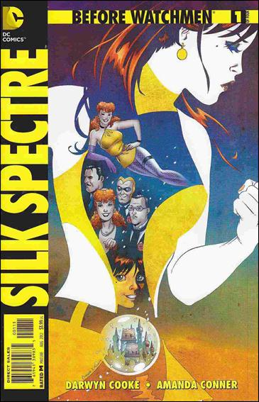 Before Watchmen: Silk Spectre 1-A by DC