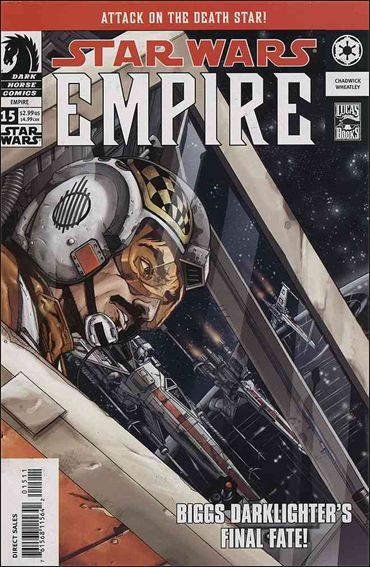 Star Wars: Empire 15-A by Dark Horse