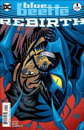 Blue Beetle: Rebirth 1-A