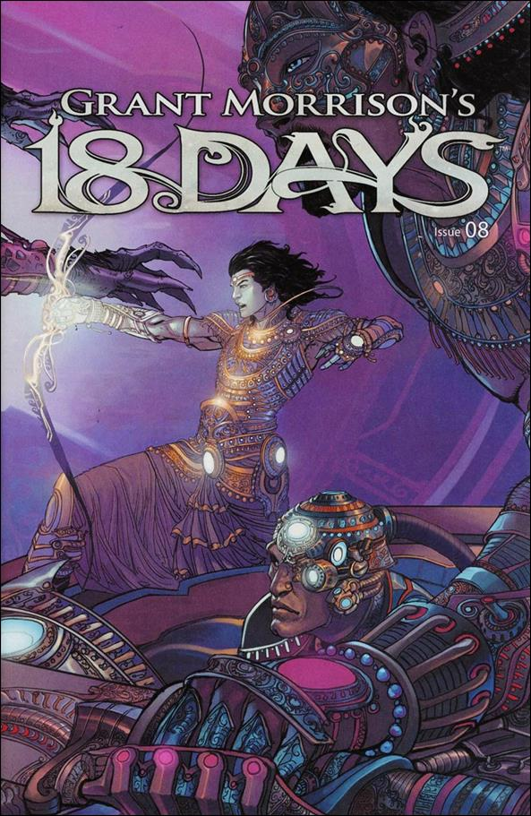18 Days 8-B by Graphic India