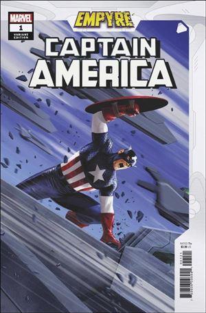 Empyre: Captain America 1-B