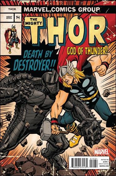 Thor: God of Thunder 14-B by Marvel