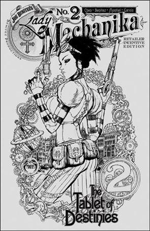 Lady Mechanika: The Tablet of Destinies 2-C