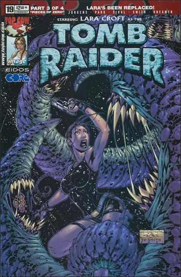 Tomb Raider: The Series 19-A by Top Cow