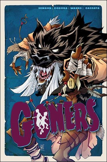 Goners 4-A by Image