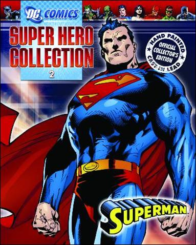 DC Comics Super Hero Collection (UK) 2-A by Eaglemoss Publications