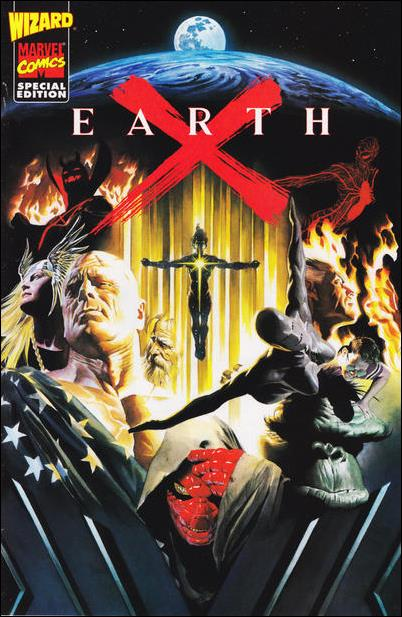 Earth X (1997) nn-A by Wizard Press